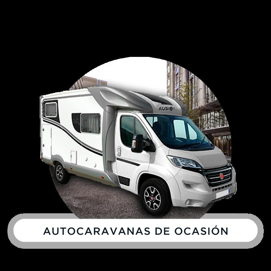 Venta de Autocaravanas de ocasión en Cáceres | Alquiler autocaravanas Cáceres