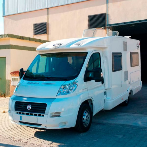 Alquiler autocaravanas 3 plazas Cáceres | GasParking